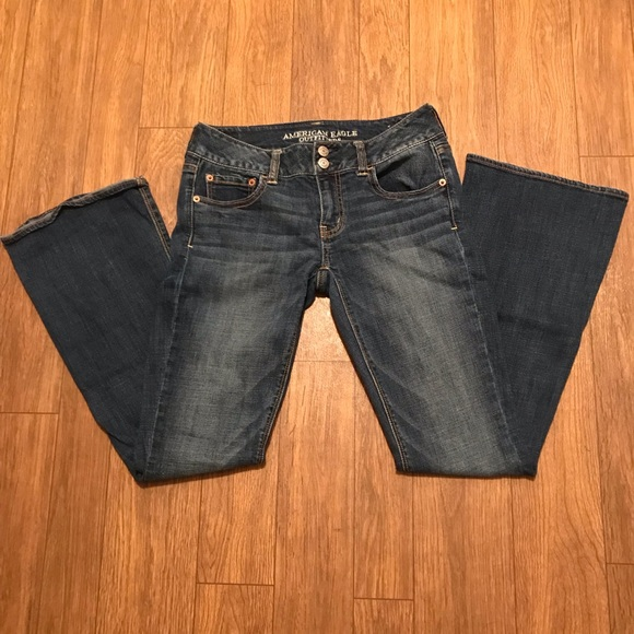 American Eagle Outfitters Denim - Size 4 American Eagle Jeans